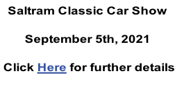 Saltram Classic Car Show  September 5th, 2021  Click Here for further details